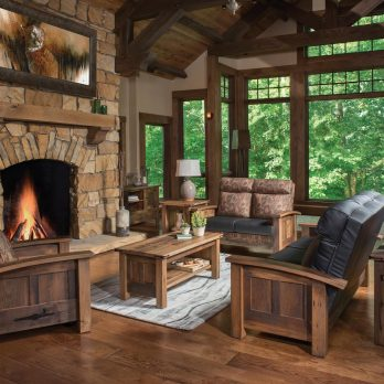 Amish Living Room Collections