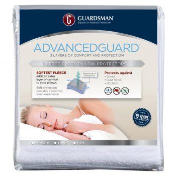 GUARDSMAN ADVANCEDGUARD™ PILLOW PROTECTOR (PAIR)