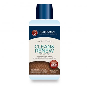 Clean & Renew for Leather, 8.45 fl. oz.