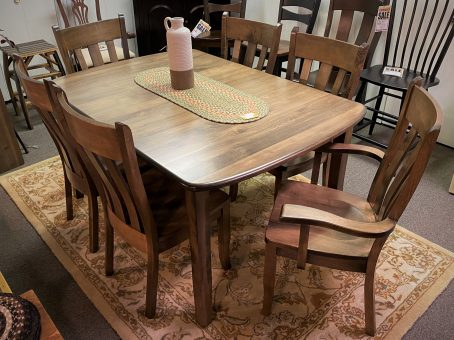 7pc. Gasetto Dining Set