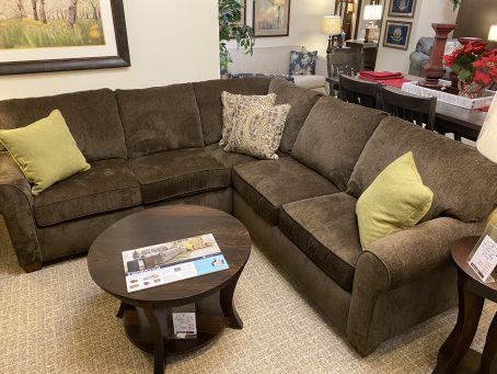 2pc. Thorton Sectional