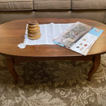 3pc. French Country Occasional Tables