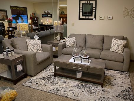 2pc. Enclave Sofa & Chair