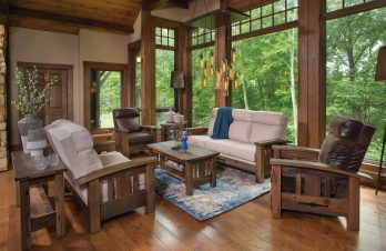 Tiverton Living Room Collection