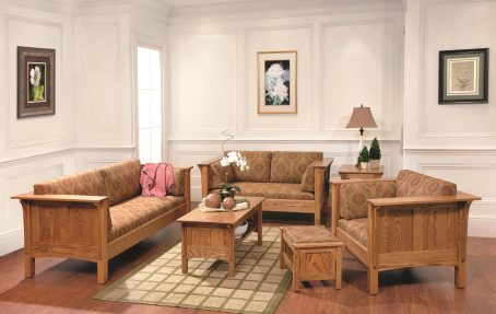 Shaker Living Room Collection