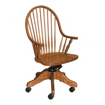 Windsor Arm Desk Chair