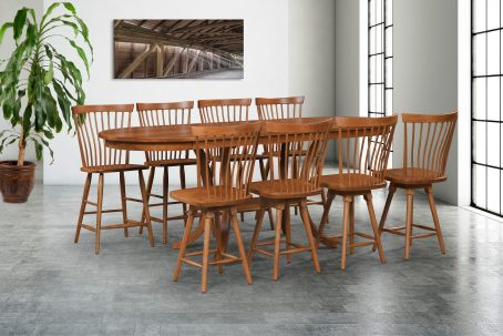 Allegheny Mountain High Dining Collection