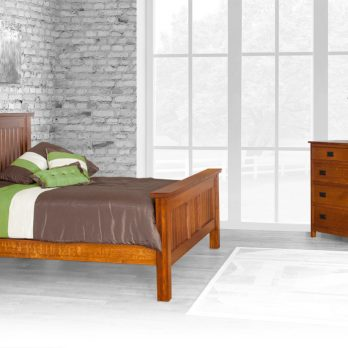Country Mission Bedroom Collection