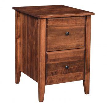 Hampton 2-Drawer File Cabinet