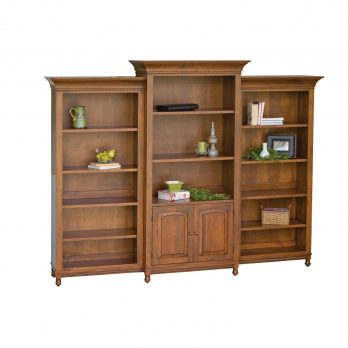 Henry Stephens 3-Piece Bookcase