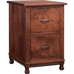 Henry Stephens 2-Drawer File Cabinet