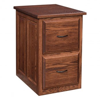 Kingston 2-Drawer File Cabinet