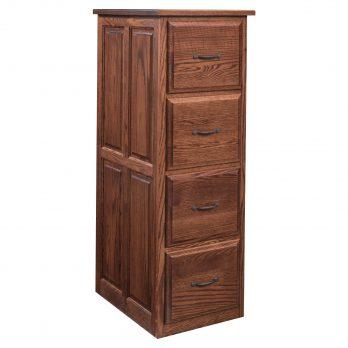 Kingston 4-Drawer File Cabinet