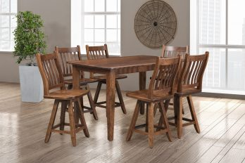 White Mountain High Dining Collection