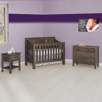 Mission Children's Bedroom Collection