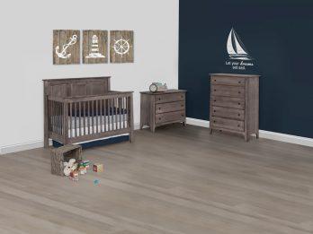 Shaker Children's Bedroom Collection