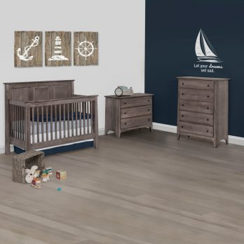 Shaker Children's Bedroom Collection
