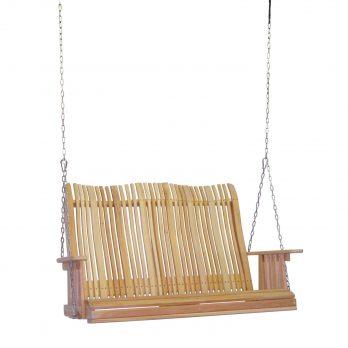 4′ Highback Swing
