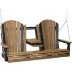 5′ Adirondack Swing