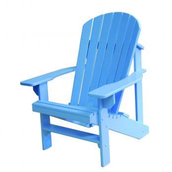 Adirondack Chair – Caribbean Blue