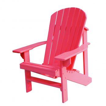 Adirondack Chair – Coral