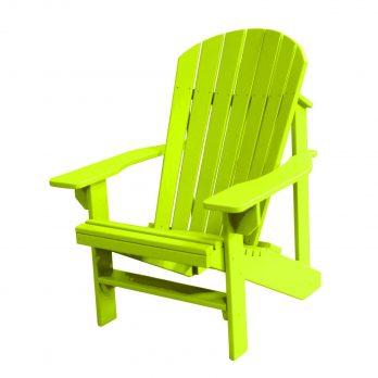 Adirondack Chair – Lime Green