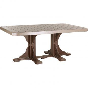 4′ x 6′ Rectangular Table