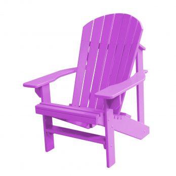 Adirondack Chair – Plum Blossom