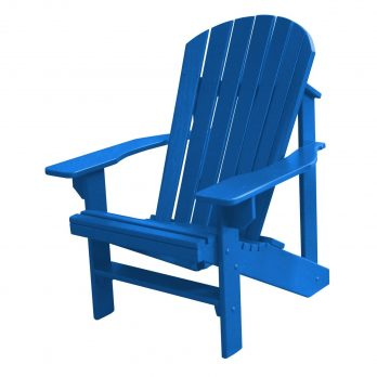 Adirondack Chair – Surfside Blue