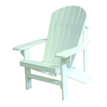 Adirondack Chair – White