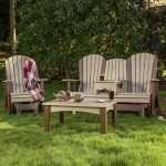 2′ Adirondack Glider Chair