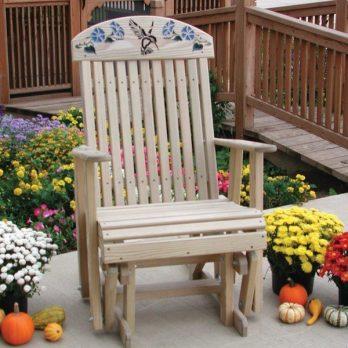 2′ Hummingbird Glider Chair
