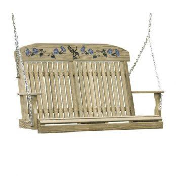 4′ Hummingbird Swing