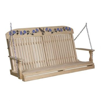 5′ Hummingbird Swing