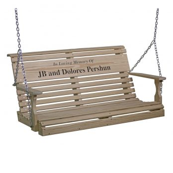 4′ Rollback Personalized Swing