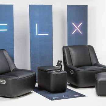 4pc. Status Home Theater Seating