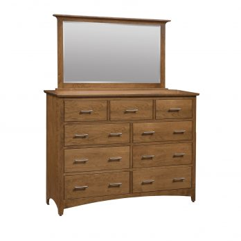 Barrington Tall Dresser & Mirror