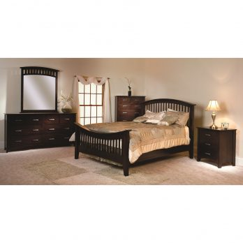 Cambrai Mission Bedroom Collection
