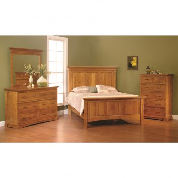 Crystal Lake Bedroom Collection