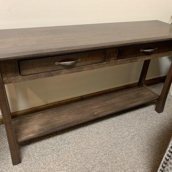 Custom Tyron Sofa Table