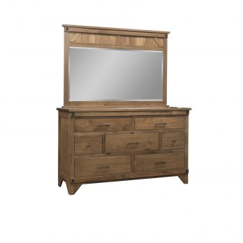 Cambridge Dresser & Mirror