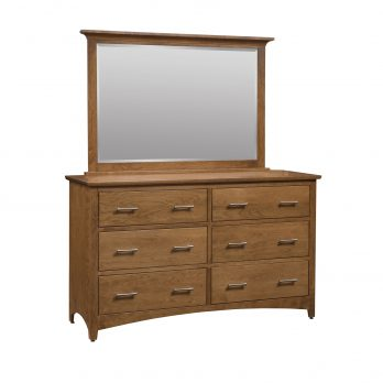 Barrington Dresser & Mirror