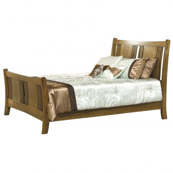 Granville Sleigh Bed