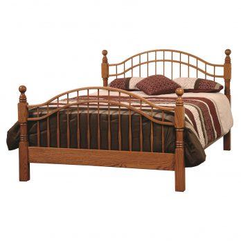 Laurel Victorian Bed