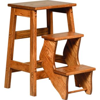 Flip Out Step Stool