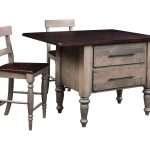 Serenity Island & Bar Chairs