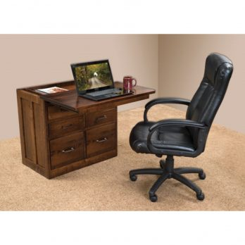 34″ Pull Out Desk
