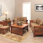 Country Mission Living Room Collection