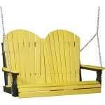 4′ Adirondack Swing