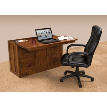 50″ Pull Out Desk